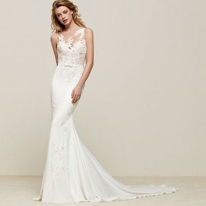 Pronovias - Drenoa Wedding Dress - Like New